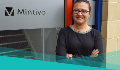 Meet Emie, one of our female IT Engineers