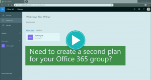 Microsoft planner video guide
