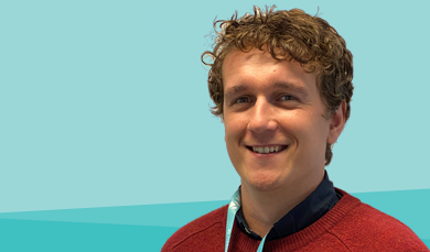 Introducing our newest ECS Support Engineer, Sam Perkins