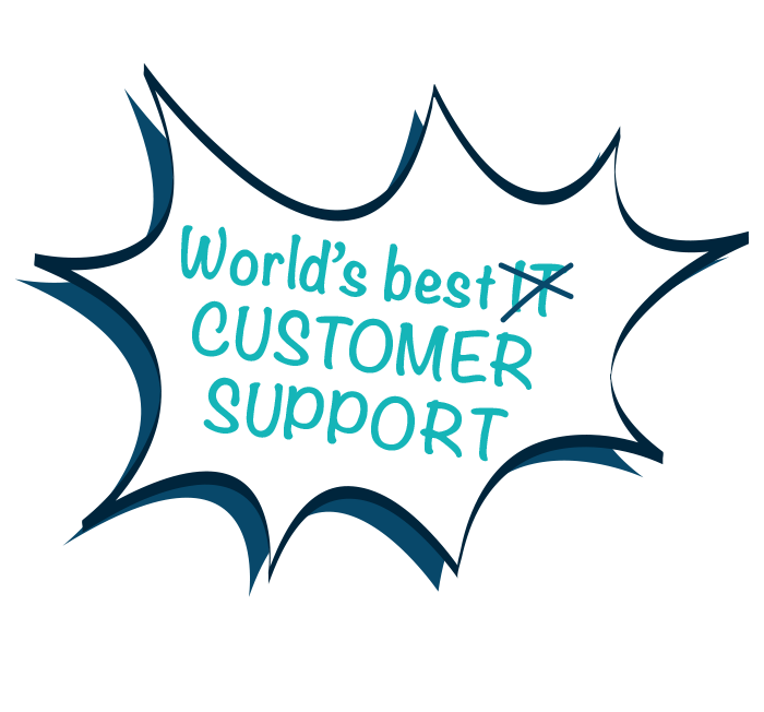 Best Customer IT Support